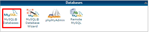 create-wordpress-mysql-database