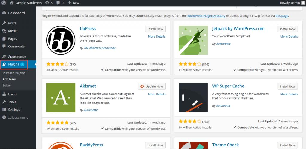 add-plugins-wordpress