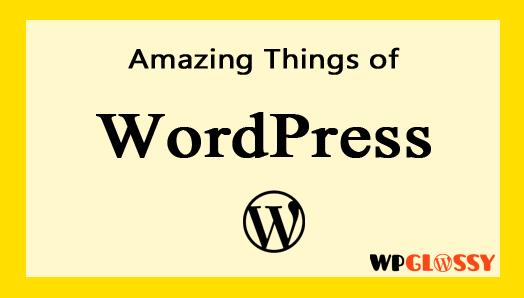 wordpress-features