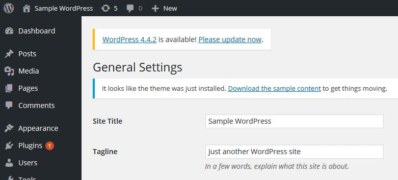 wordpress-site-title