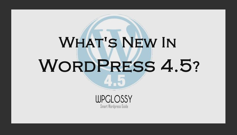 features-of-wordpress-4.5