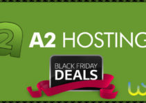a2 hosting-black friday cyber monday sale