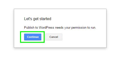 google-docs-wordpress-integration
