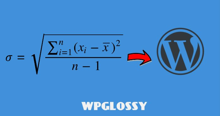 7 Best Plugins To Add Maths Equation in WordPress