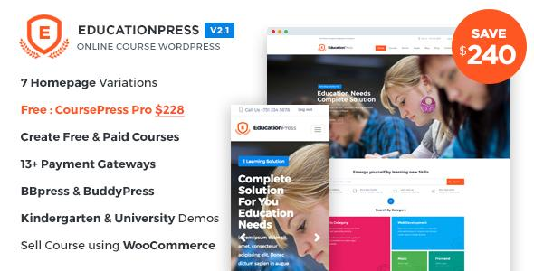 education-press-wordpress-theme