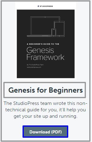 genesis-framework-tutorials