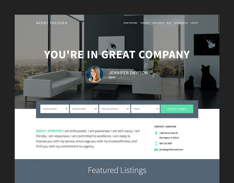 studiopress-real-estate-theme