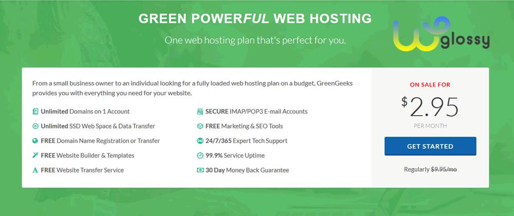 greengeeks-discount